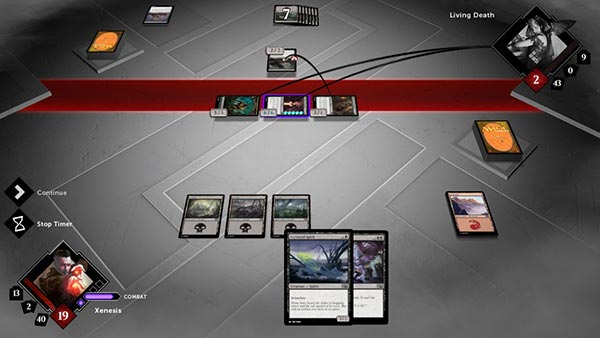 Magic 2015 Duels of the Planeswalkers Gameplay Screenshot