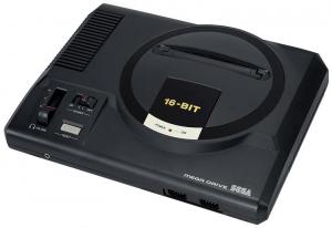 Sega Mega Drive (Mark I)