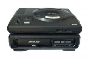 Sega Mega CD (Mark I)