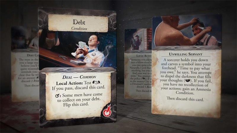 Eldritch Horror (Fantasy Flight Games)