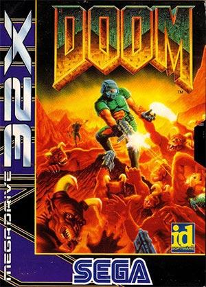 DOOM (Sega Megadrive 32X)