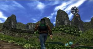 Shenmue II (Sega Dreamcast)