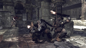 Gears of War 1 Gameplay Screenshot