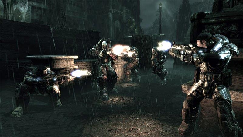 Gears of War 1 - Xbox 360 Retrospective » CelJaded