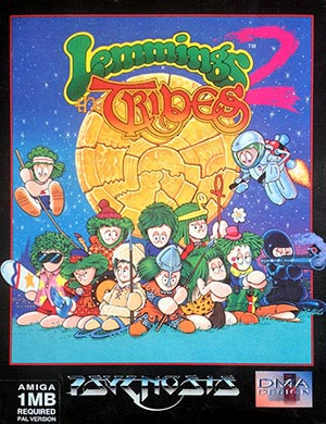Lemmings 2: The Tribes