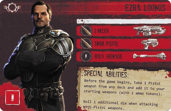 Gears of War The Board Game - Custom COG Pack 2 » CelJaded