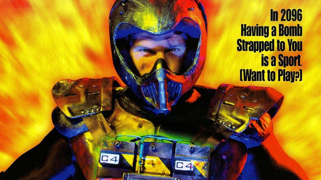 Top 20 Overlooked Video Games Blast Chamber Banner