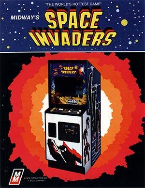 Space Invaders (Arcade)