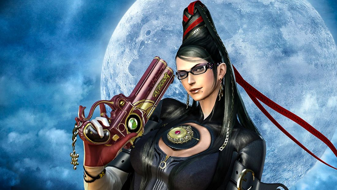 Bayonetta Artwork Banner