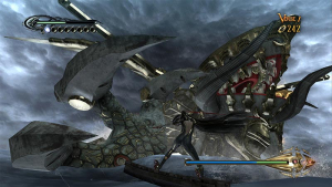 Boss battles are a spectacle so large that their encounters take the place of an entire chapter.