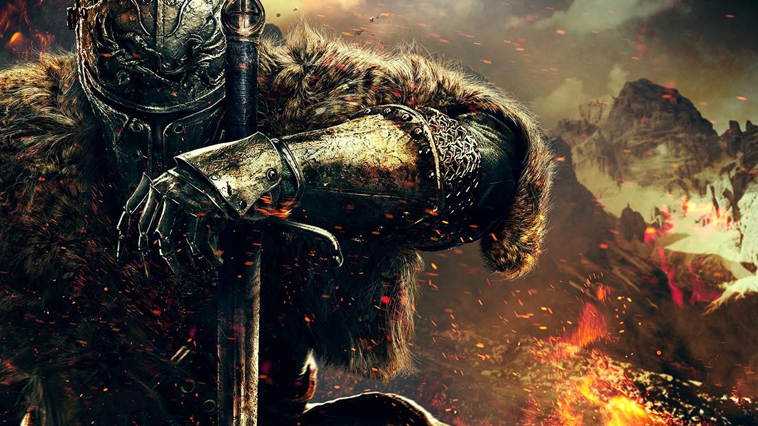 Dark Souls II Artwork Banner