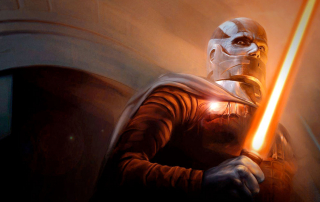 Best Video Game Moments banner featuring Darth Malek from Star Wars: Knights of the old republic