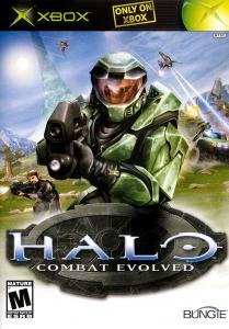 Halo Xbox NTSC-U Box Art