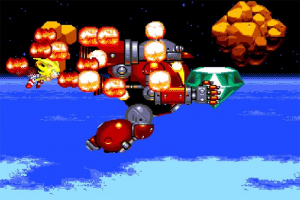 The secret final level makes for one of gaming's most climatic finishes.