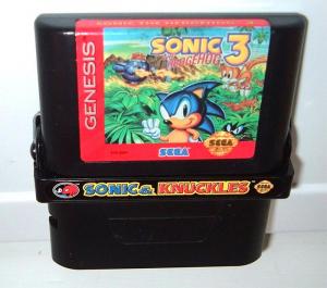 Sonic 3 & Knuckles (NTSC-U)