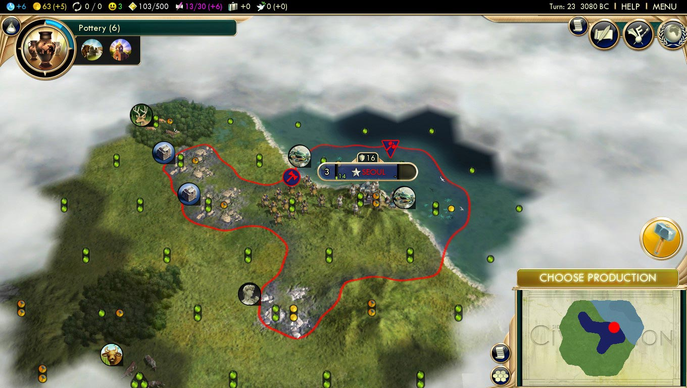 Civilization V Guide: Super Quarries Opening Strategy» CelJaded