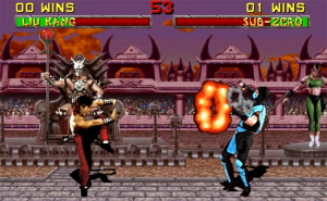 Mortal Kombat II surpasses the original game in almost every respect with its better graphics, faster gameplay and overall upping of violence.