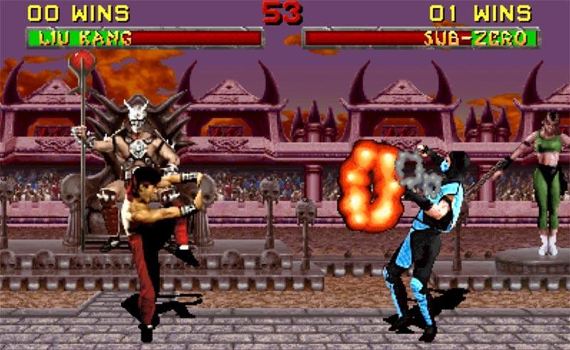 Mortal Kombat: A Personal Retrospective » CelJaded