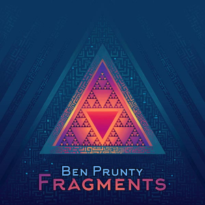 Ben Prunty Music Fragments Album Art