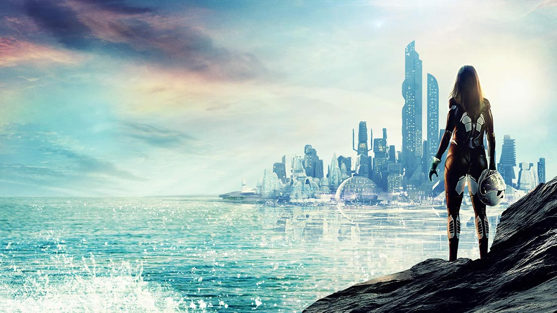 Civilization Beyond Earth Rising Tide Artwork Banner
