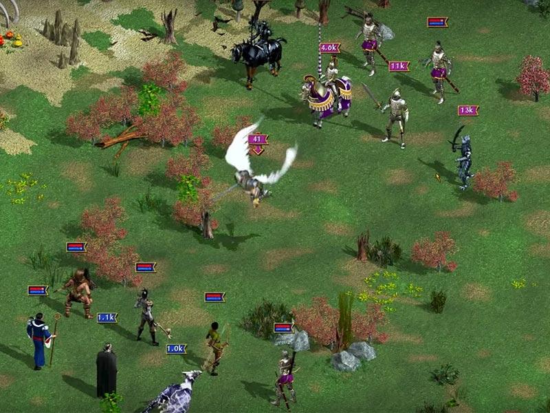 скачать игру Heroes Of Might And Magic 4 через торрент на русском - фото 9