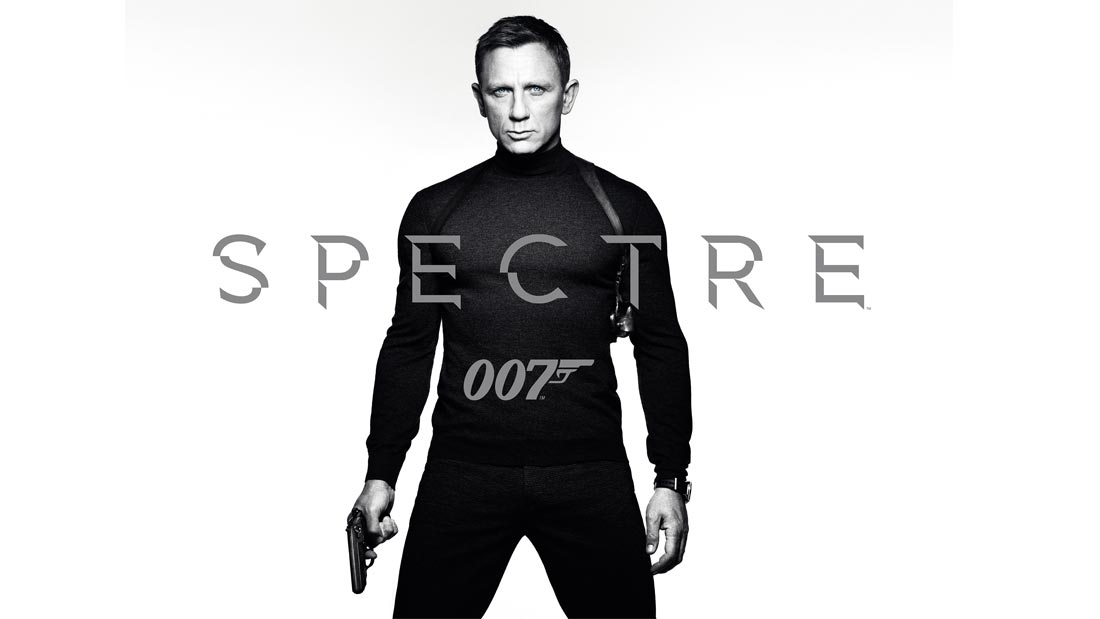 Spectre 007 Movie Review Banner