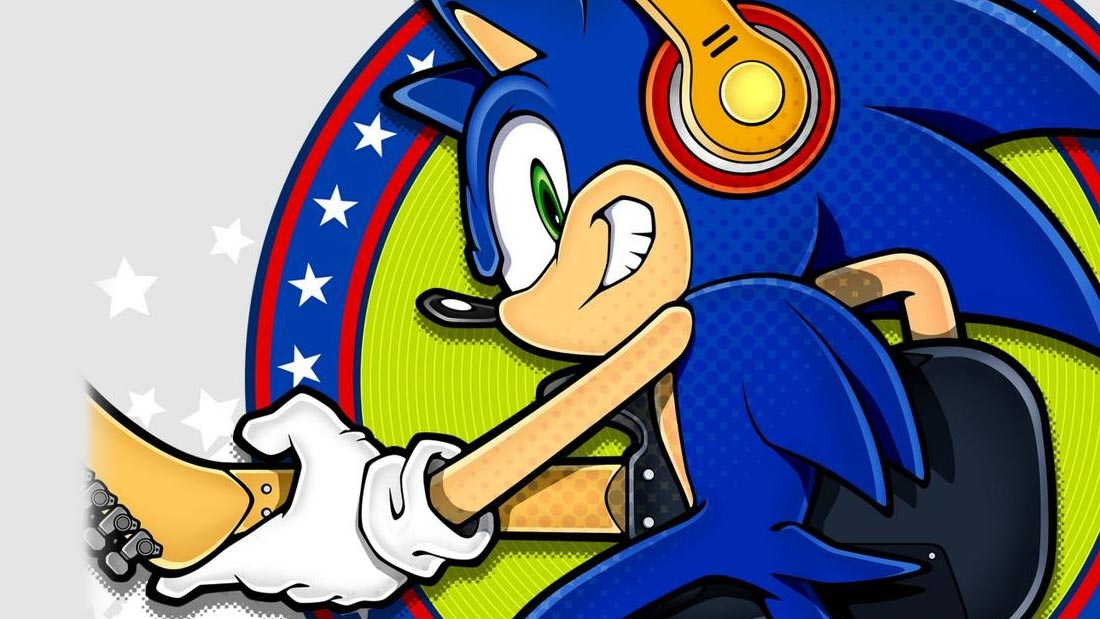 Top 20 Sonic the Hedgehog Music Artwork Banner