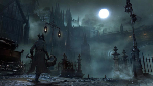 Bloodborne touts its inspirations proudly and is all the stronger for it.