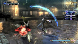 Bayonetta is practically invincible in the hands of a skilled player; where a battle isn't so much a fight for survival as it is a chance to show off.