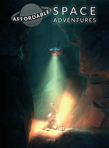 Affordable Space Adventures Nintendo Wii U Box Art