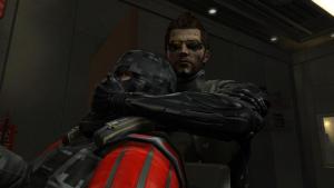 Deus Ex Nintendo Wii U Gameplay Screenshot