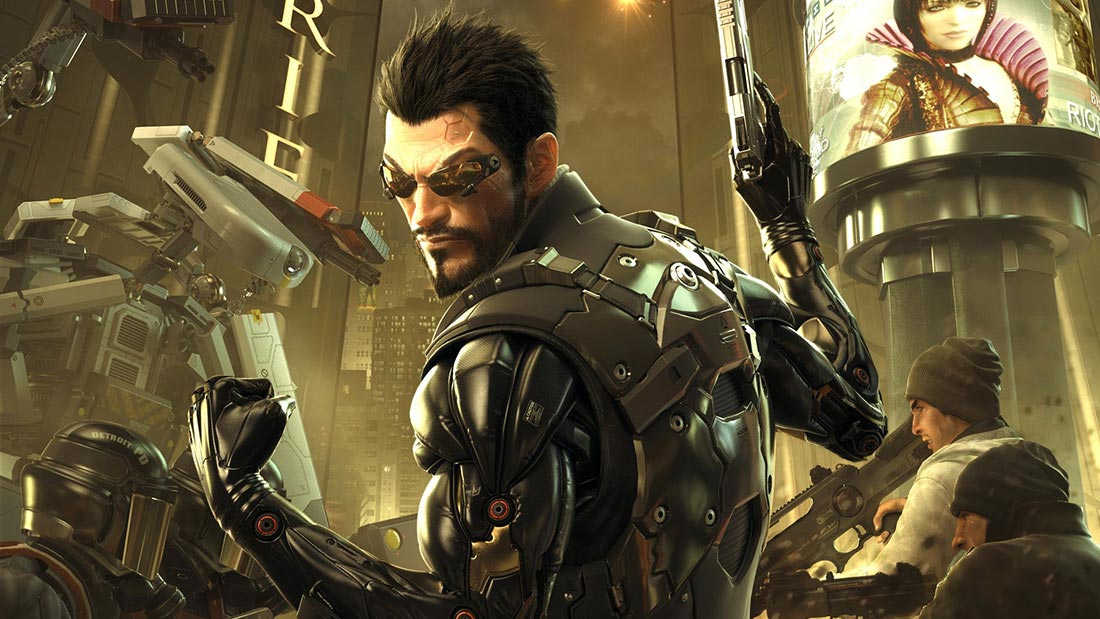 Deus Ex Human Revolution Director's Cut Wii U Review Banner
