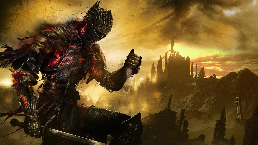 Dark Souls III Review Artwork Banner