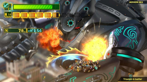 The Wonderful 101 Wii U Gameplay Screenshot