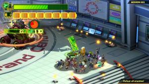 The Wondeful 101 Wii U Gameplay Screenshot