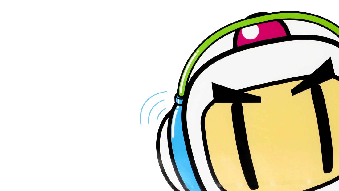 Top 100 Best Video Game Music Bomberman Banner