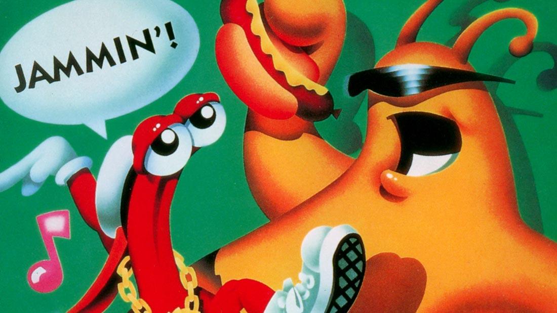 Top 100 Best Video Game Music Toejam & Earl Banner