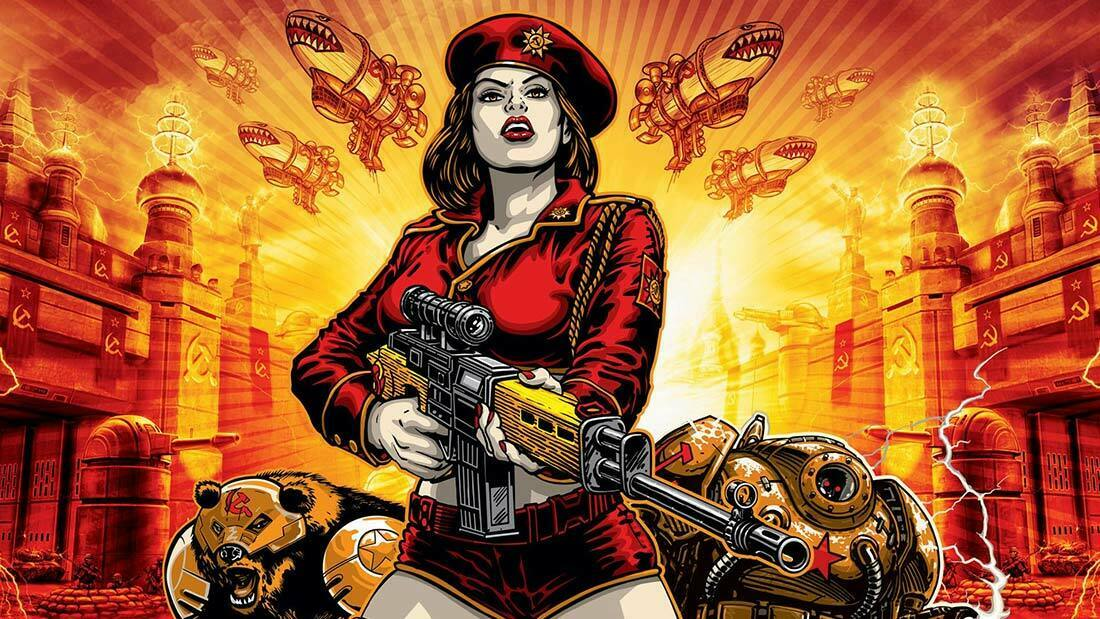 Red Alert 3 OST - Soviet March | music for a certain mood ...