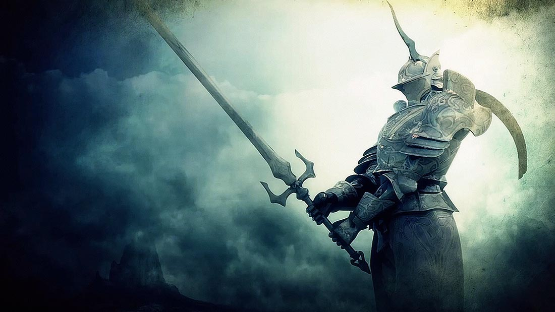 Demon's Souls Penetrator Artwork Banner
