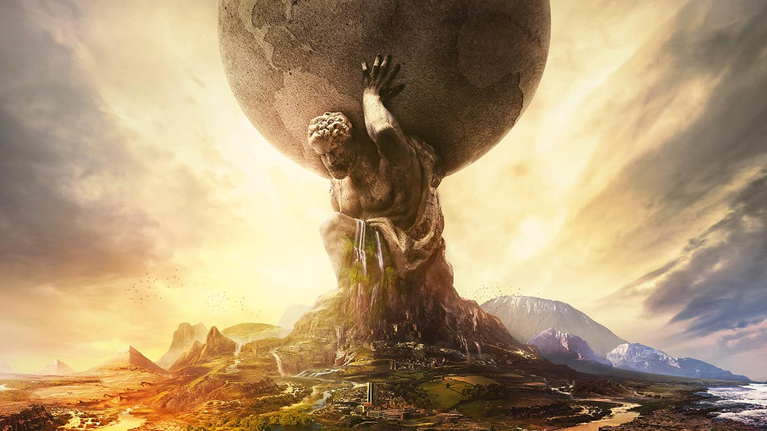 Sid Meier's Civilization VI Artwork Banner