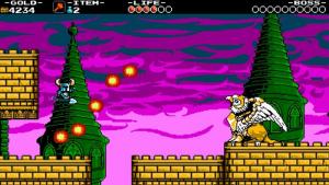 Shovel Knight Wii U Gameplay Screenshot