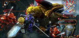 Hyrule Warriors Wii U Gameplay Screenshot