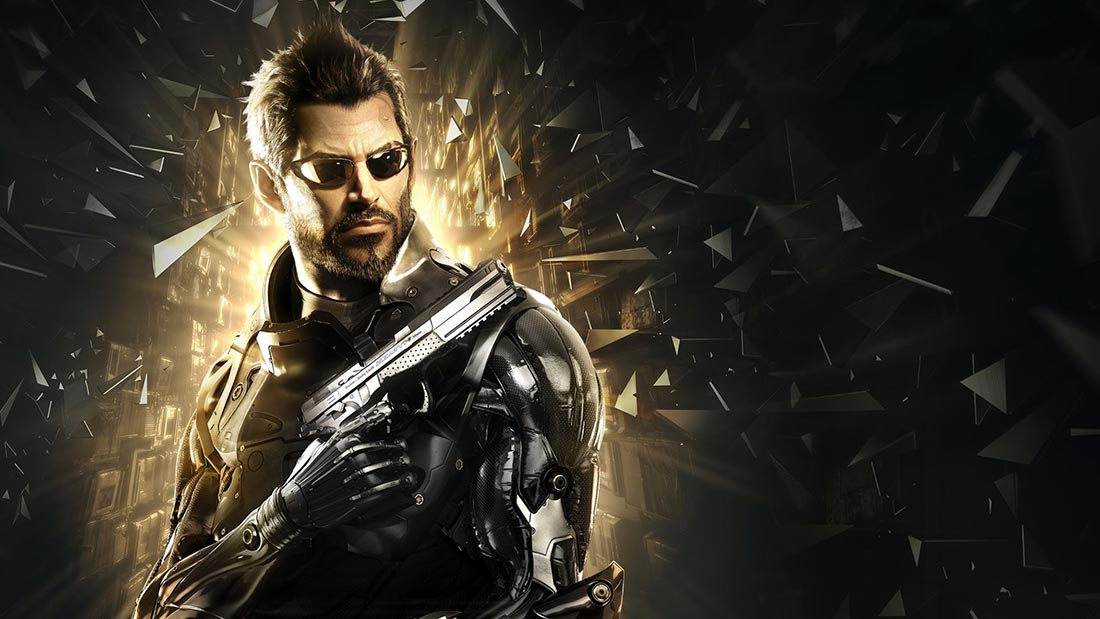 Deus Ex Mankind Divided Artwork Banner