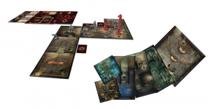 Gears of War: The Board Game Tiles