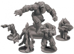 Gears of War: The Board Game Miniatures