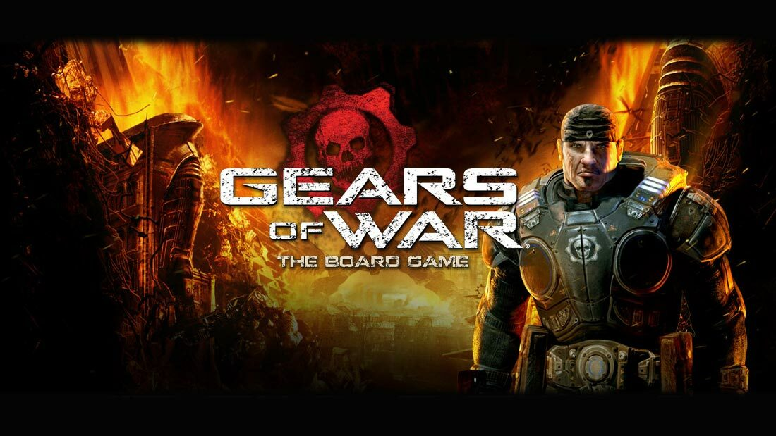 Gears of War: The Board Game Retrospective Banner