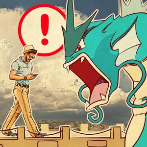 Video Game Nostalgia Pokémon Go