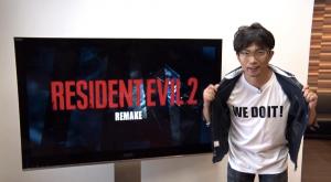 Video Game Nostalgia Resident Evil 2 Remake