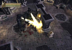 Baldurs Gate Dark Alliance Gameplay Screenshot