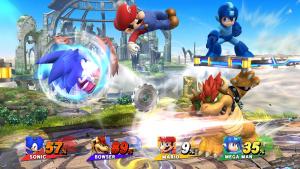 Nintendo Wii U Console Review Super Smash Bros. Screenshot